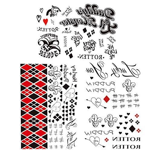 61dWdBEK4TL Harley Quinn Tattoos