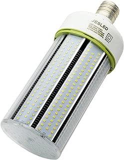 JESLED 100W LED Corn Light Bulb, E39 Mogul Base LED Bulbs, 5000K Daylight, 13500LM, 400-600 Watt Equivalent, CFL HPS Metal Halide Lamp Replacement for Garage Warehouse Outdoor Street Area Lighting