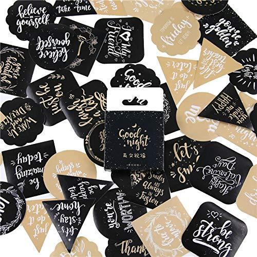YRBB 40 stuks/karton Miss Time bonte bloemen papier sticker decoratie DIY dagboek scrapbooking verzegeling sticker briefpapier