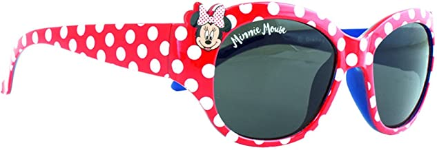 Minnie MouseLiving the Mouse Life RED Sunglasses for Girls 100/% UV Protection