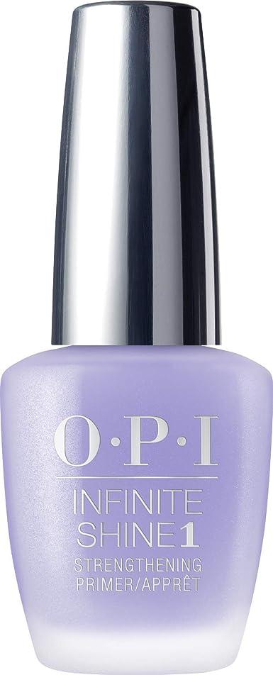 透明に備品変装OPI(オーピーアイ) インフィニット シャイン ストレンスニング ベースコート