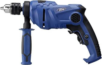 Ford 710 Watts 13mm Impact Drill, Reversible with Variable Speed Control, Corded Drill for Concrete/Masonry, Metal/Steel a...