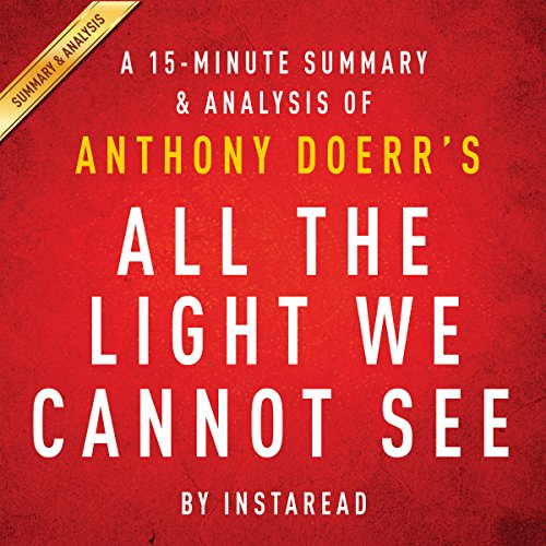 All the Light We Cannot See by Anthony Doerr audiobook cover art