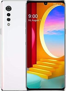 LG Velvet 5G LM-G900TM, US 5G/Global 4G LTE, 128GB, 6GB RAM, Aurora White - T-Mobile Unlocked (AT&T, Metro, Global) - 64GB...