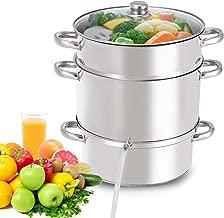 Best fruits & vegetable juicer with steel handle Reviews