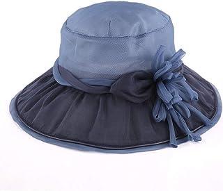 Jian E- Sombrero - Sombrero para el Sol Sombrero para el Sol de Verano Transpirable Confort Cool Sombrero UV Plegable Protección Solar Sombrero para el Sol (3 Colores) /-