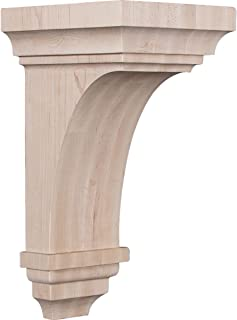 Ekena Millwork CORW07X07X14JEMA Wood Corbel, 7