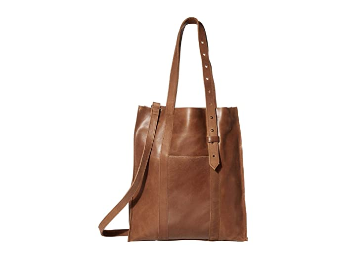 ABLE  Elsabet Adjust Tote (Fog) Handbags