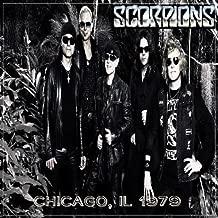 Scorpions - Chicago, Il 1979 (Reissue 2013)