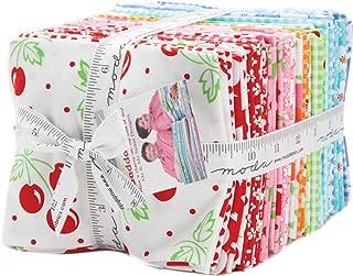 Badda Bing Fat Quarter Bundle 33 Precut Cotton Fabric Assortment by Me and My Sister Designs for Moda