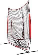 Red de práctica de béisbol y softbol Stick Pitcher Home Run Béisbol Softbol Práctica de combate Tenis Red de entrenamiento Red de bloques Red de entrenamiento de béisbol Red para golpear, fotografiar,