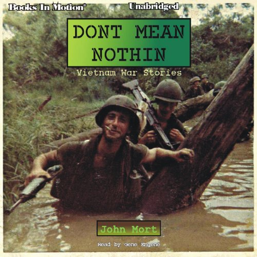 Don't Mean Nothin cover art
