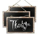 CALIFORNIA CADE ELECTRONIC Chalkboard - Chalkboard Sign-Vintage Framed Kitchen Chalkboard-...
