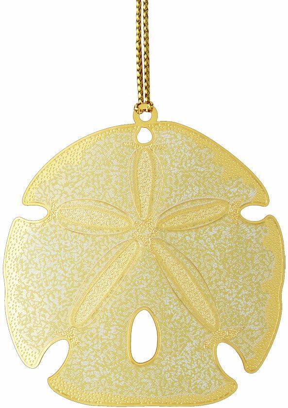 Beacon Design 36420 ChemArt Sand Dollar Hanging Ornament