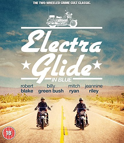 Electra Glide in Blue [Blu-ray] UK-Import, Sprache-Englisch