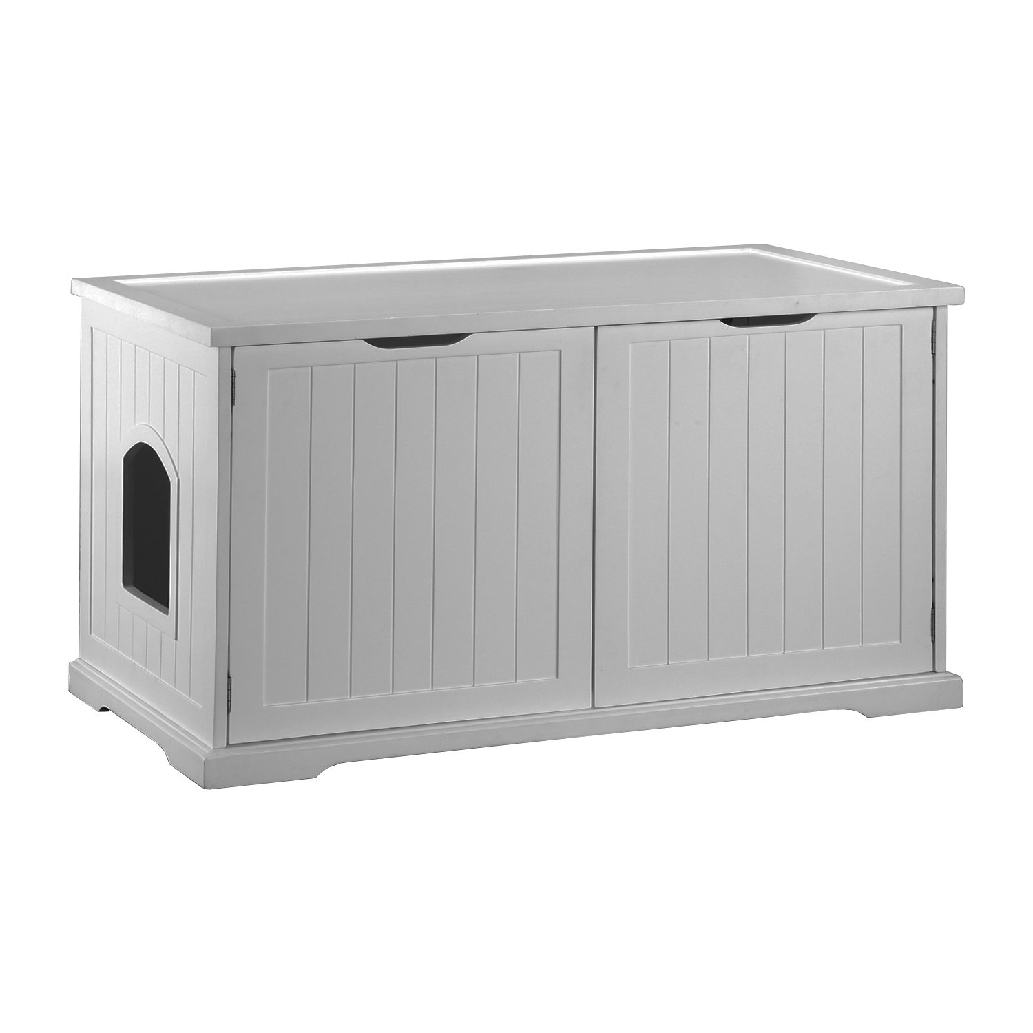 Merry Products Washroom Bench White