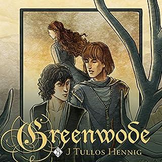 Greenwode audiobook cover art