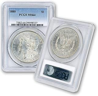 morgan silver dollar ms