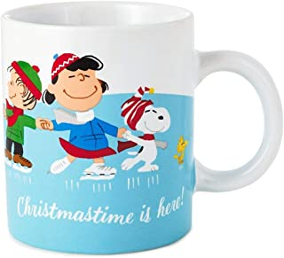 Peanuts Gang Ice Skating Mug