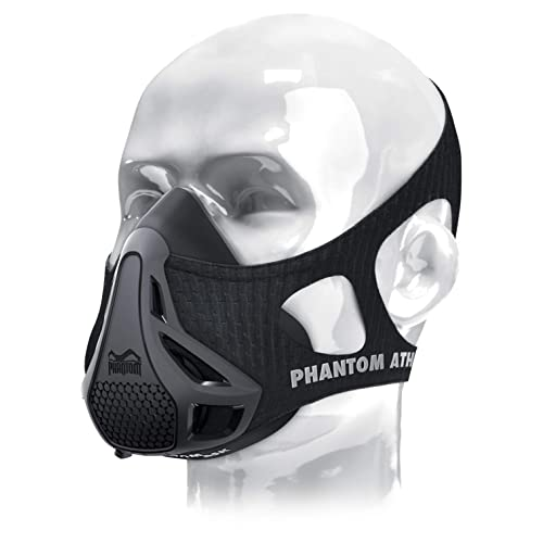 PHANTOM Athletics Training Mask - Masque d'Entraînement de Haute Altitude