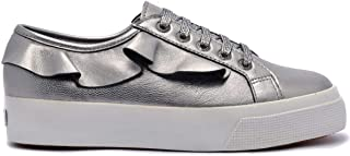 Luxury Fashion Womens S00DE90913 Silver Sneakers | Spring Summer 19