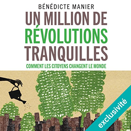 Un million de révolutions tranquilles : Comment les citoyens changent le monde audiobook cover art