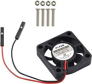 Kamenda CPU Soporte del Ventilador Montante Base de plastico Negro para Enchufe AM2 AM3