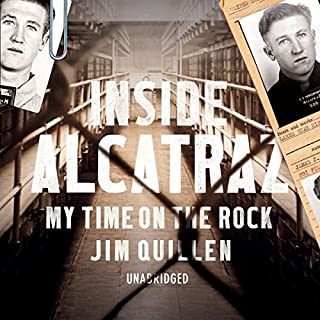 Inside Alcatraz cover art