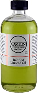 Refined Linseed Oil Size: 16 oz