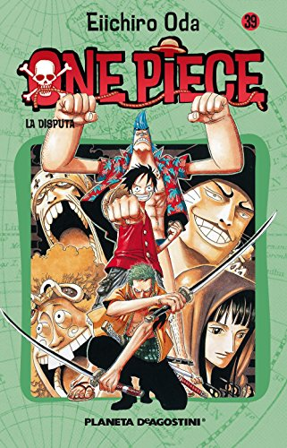 One Piece nº 39: La disputa (Manga Shonen)