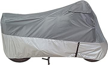 Dowco Guardian 26037-00 UltraLite Plus Water Resistant Indoor/Outdoor Motorcycle Cover: Grey, X-Large
