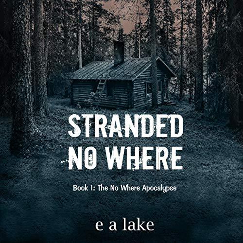 Stranded No Where audiobook cover art
