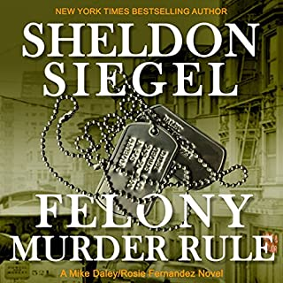 Felony Murder Rule cover art
