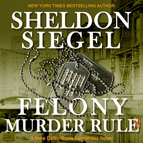 Felony Murder Rule audiobook cover art