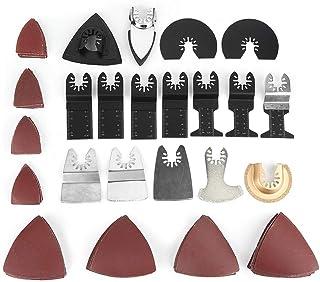 comprar comparacion 100Pcs Plunge Saw Blades High Precision Universal Multiherramienta Herramienta de corte oscilante Accesorios