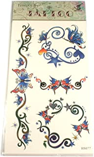 Mejor Mariposa Azul Tatuaje de 2021 - Mejor valorados y revisados