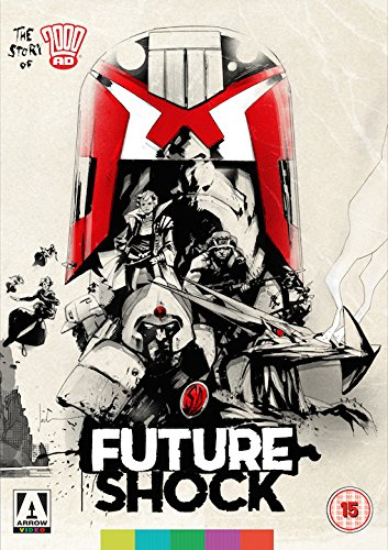 Future Shock: The Story Of 2000AD [DVD] [UK Import]