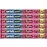 Wonka Rainbow Nerds Rope (pack of 6)