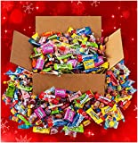 Holiday Candy - Bulk Candy - HUGE Candy Assortment Party Mix - 6.5 Pounds - OVER 350 Pieces of Individually Wrapped Candy