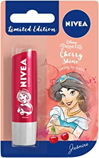 Nivea Lip Balm, Disney Limited Edition, Cherry, 4 g