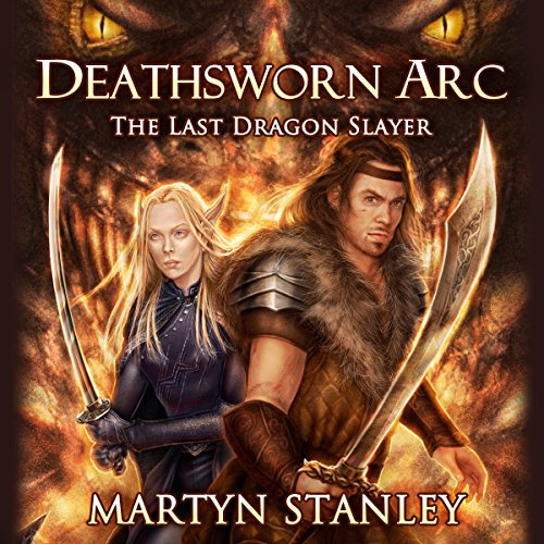 The Last Dragon Slayer cover art