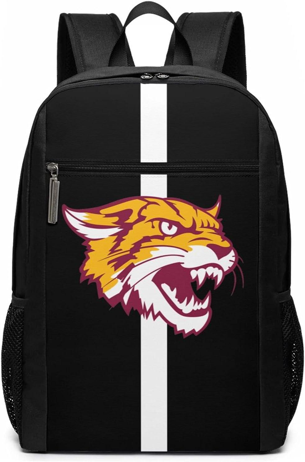 Bethune-Cookman A Popular popular University Logo Backpack Gift Print Spasm price Unisex Tra