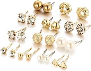 Amazon in: Gold Plated - Men's Jewellery: Jewellery