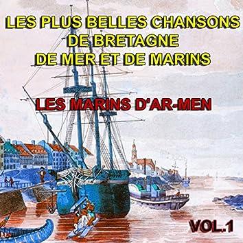 Les plus belles chansons de Bretagne, de mer et de marins vol. 1