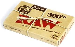 raw organic 300s