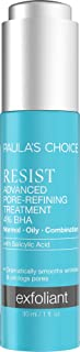 Paula's Choice RESIST Advanced Pore Refining Treatment 4% BHA Serum, Salicylic Acid & Green Tea, Anti-Aging Exfoliant for Oily Skin, 1 Ounce
