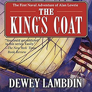 The King's Coat audiobook cover art