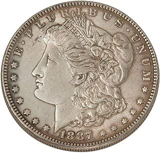 1887 P Morgan Dollar $1 Very Fine