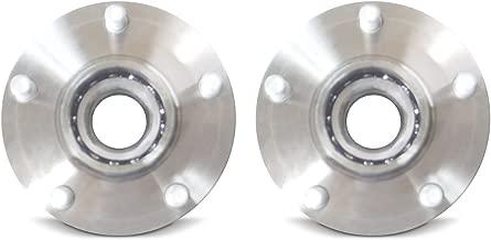 Tomegun 4 to 5 Lug Wheel Bearing Conversion Hub Front Pair For 95-99 S14 Nissan 240SX