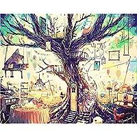 ポスター アートパネル インテリア 築飾り 絵画 壁掛け 新結婚祝い 贈り物 壁絵 玄関 キャンバス SGSJP (Size : M)